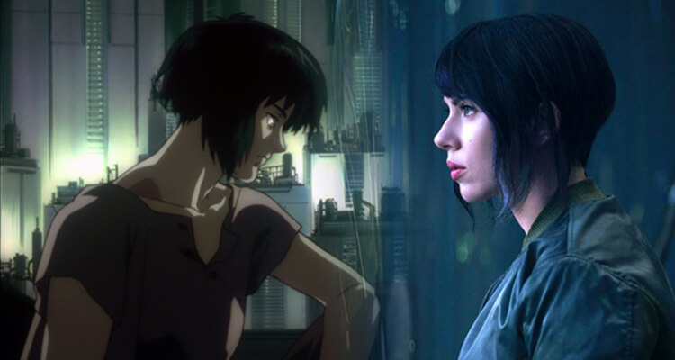 """Ki Theory - """"Enjoy the Silence"""" @ Ghost In The Shell OST"""