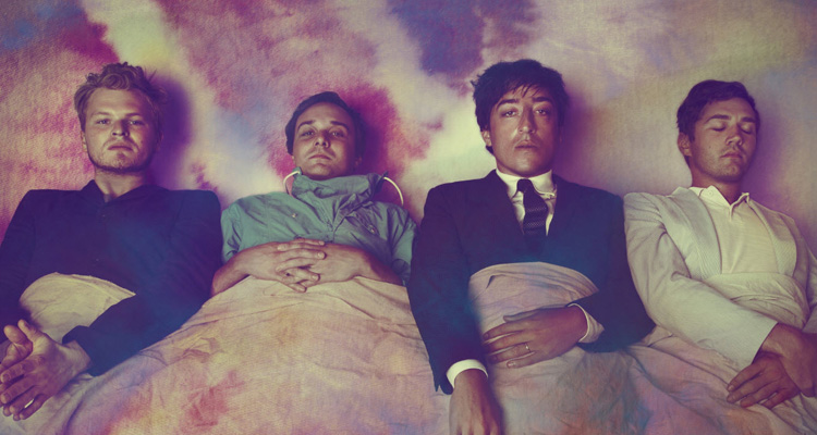 Grizzly Bear - Three Rings