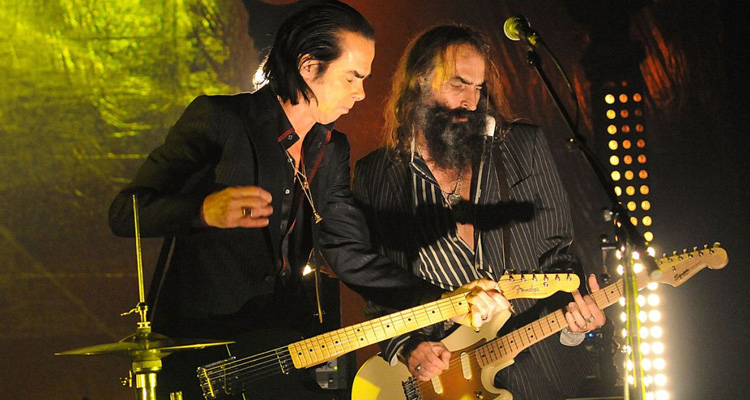Nick Cave & Warren Ellis - Be Lovely