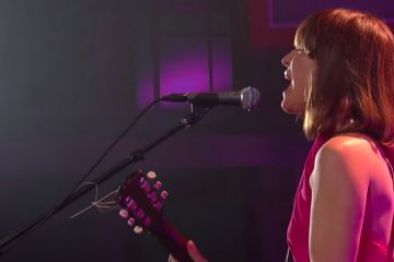 Feist feat Stephen Colbert - Century @ The Late Show with Stephen Colbert