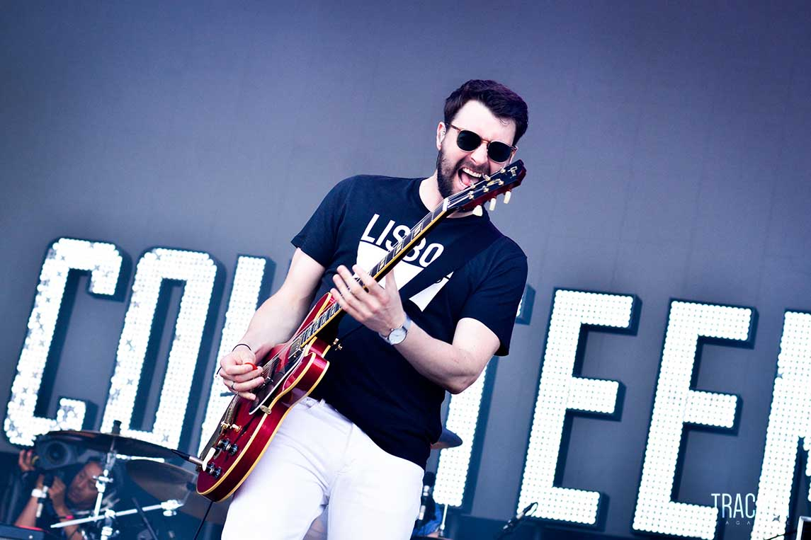The Courteeners @ NOS Alive '17 – Palco NOS
