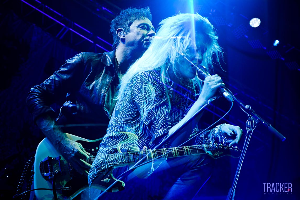 The Kills @ NOS Alive '17 – Palco NOS