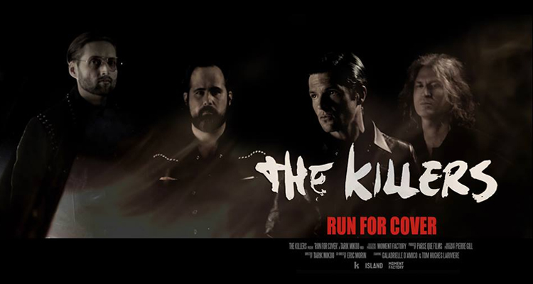 The Killers - Run For Cover