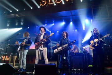 Arcade Fire Everything Now Stephen Colbert