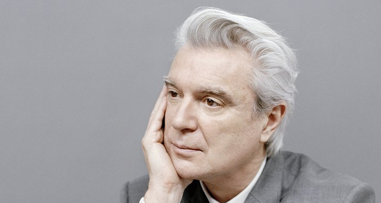 David Byrne - Everybody's Coming To My House
