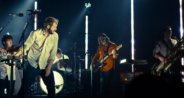 Mouse On Mars Justin Vernon