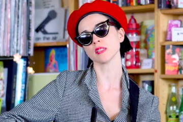St. Vincent Tiny Desk
