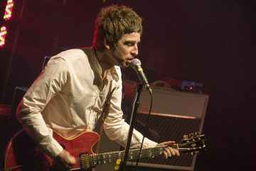 Noel Gallagher & The High Flying Birds by Rosario López