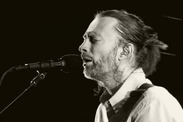 Thom Yorke by anyonlinyr